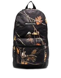 Рюкзак с цветочным принтом Billionaire boys club