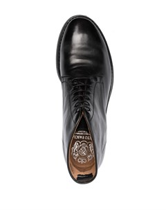 Ботинки на шнуровке Alberto fasciani