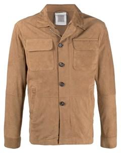 Куртка рубашка с карманами Eleventy