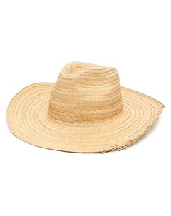 Соломенная шляпа Waikiki Saint laurent