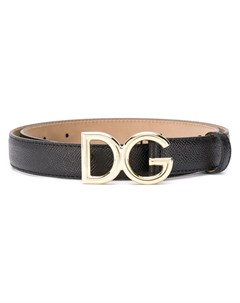 Ремень с логотипом DG Dolce&gabbana