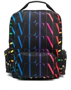 Рюкзак с логотипом VLTN Valentino garavani