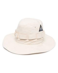 Шляпа с нашивкой Jil sander