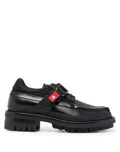 Туфли Maple Leaf на шнуровке Dsquared2
