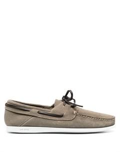 Туфли на шнуровке Car shoe