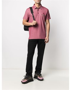 Рубашка поло с узором пейсли Billionaire