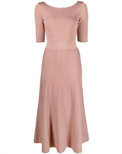 Платье миди с короткими рукавами Antonino valenti