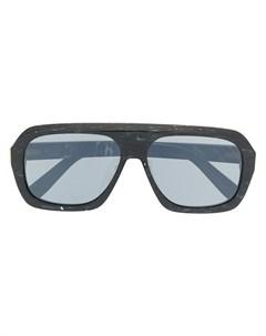 Солнцезащитные очки Ferry в прямоугольной оправе Dunhill