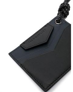 Картхолдер с ремешком на шею Givenchy
