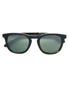 Солнцезащитные очки Ben 50 с эффектом черепашьего панциря Jimmy choo eyewear