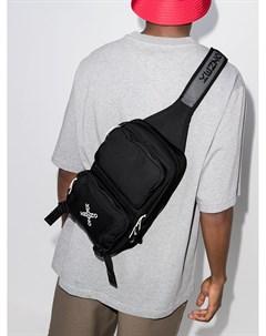 Рюкзак Active на одно плечо с логотипом Kenzo