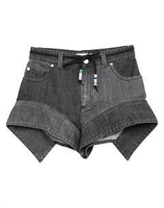 Джинсовые шорты Jw anderson