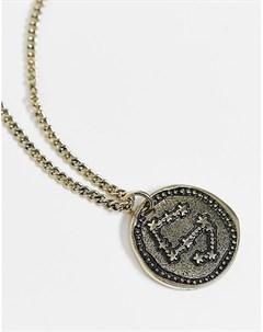 Ожерелье с подвеской с изображением созвездия Status Syndicate The status syndicate