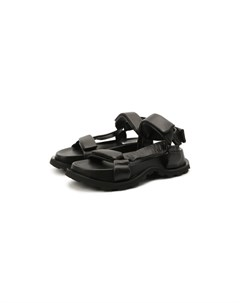 Кожаные сандалии Jil sander