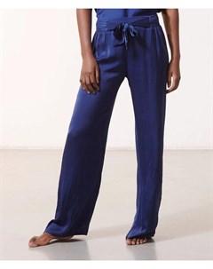 Атласные брюки палаццо GRADY Etam