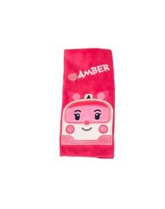 Накладка на ремень Амбер TM Поли Робокар Gulliver рюкзаки