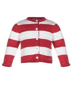 Красная кофта в полоску Gulliver Gulliver baby