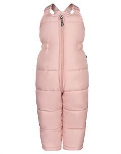 Розовый зимний полукомбинезон Gulliver Gulliver baby