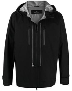 Непромокаемая куртка с капюшоном Stone island shadow project
