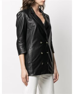 Двубортная куртка Simonetta ravizza