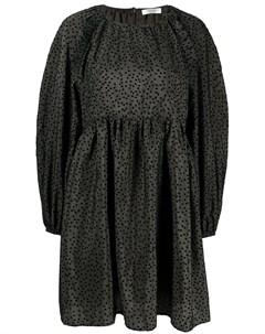 Платье миди Kelly с цветочным принтом Stine goya