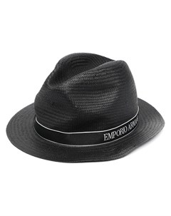 Шляпа с логотипом Emporio armani