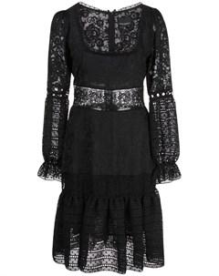 Кружевное платье Wicker Park Cynthia rowley