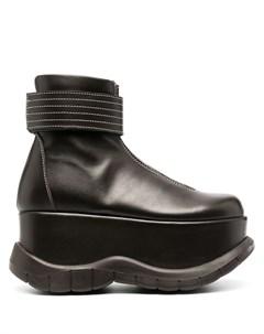 Ботинки на платформе Sunnei