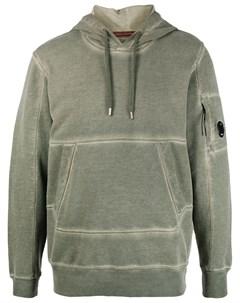 Пуловер с капюшоном C.p. company