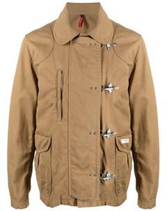 Куртка с застежкой тогл Fay
