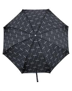 Зонт с логотипом Balenciaga