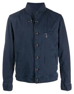 Легкая куртка рубашка Fay