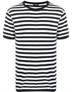 Трикотажная футболка в полоску Ron dorff