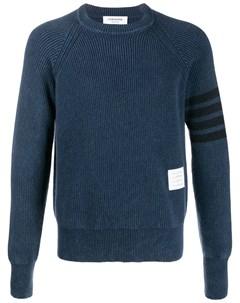 Пуловер с полосками 4 Bar Thom browne