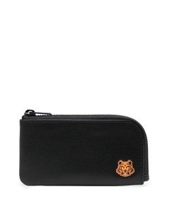 Картхолдер с логотипом Tiger Kenzo