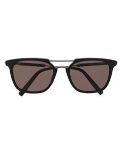 Солнцезащитные очки в квадратной оправе Tod's