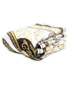 Одеяло с принтом Medusa Versace home