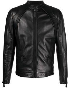 Байкерская куртка Philipp plein