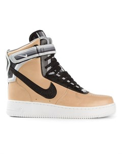 Хайтопы Riccardo Tisci Beige Pack Air Force 1 Nike