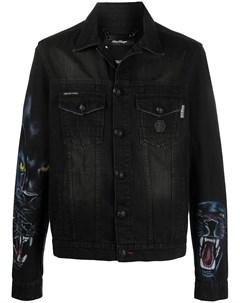 Джинсовая куртка Panther Philipp plein