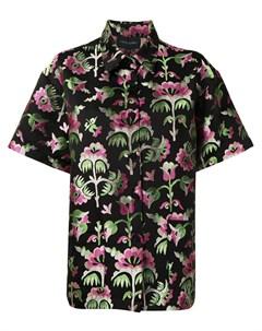 Рубашка Juniper с цветочным принтом Cynthia rowley