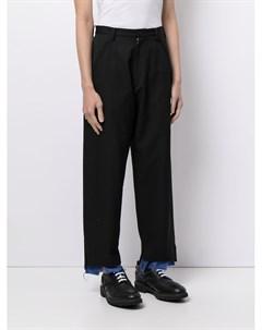 Широкие брюки Sulvam