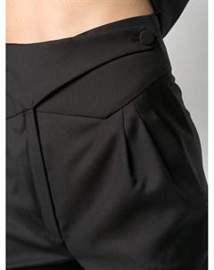 Укороченные брюки строгого кроя Blazé milano