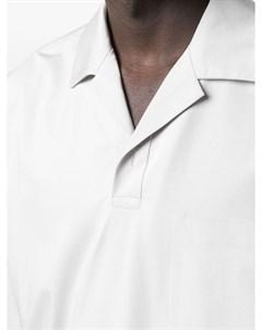 Рубашка поло с нашивкой логотипом Attachment