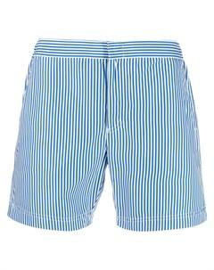 Плавки шорты в полоску Bluemint