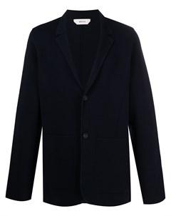 Однобортный пиджак Z zegna