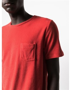 Махровая футболка Marvin Bluemint