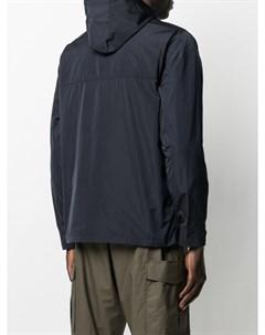Куртка Axel с капюшоном и логотипом Bluemint