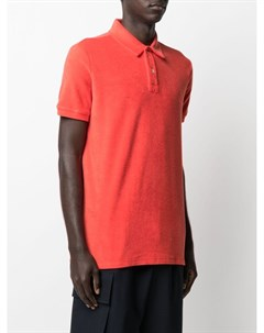 Махровая рубашка поло Yam Bluemint