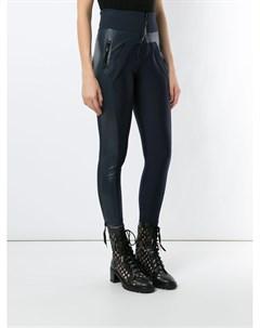 Укороченные брюки скинни Spring Andrea bogosian